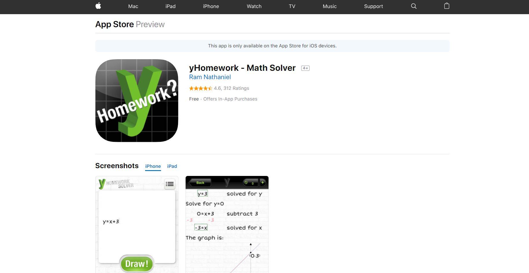 yHomework - Math Solver CodaKid Top 21 Math Apps of 2019