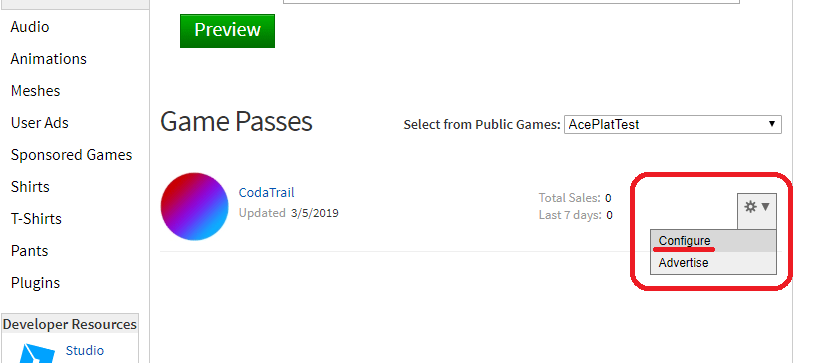 free robux - game pass