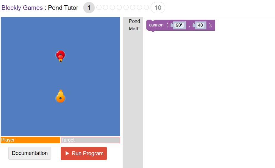 Blockly coding for kids free