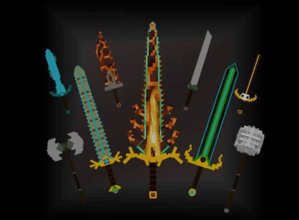 Advanced Swords