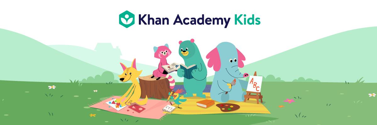 Khan Academy Kids 19 Best Educational Games for Kids