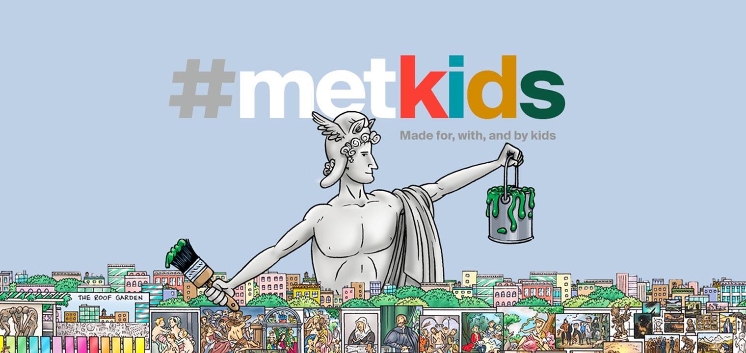 #MetKids Best Online Educational Program for Kids