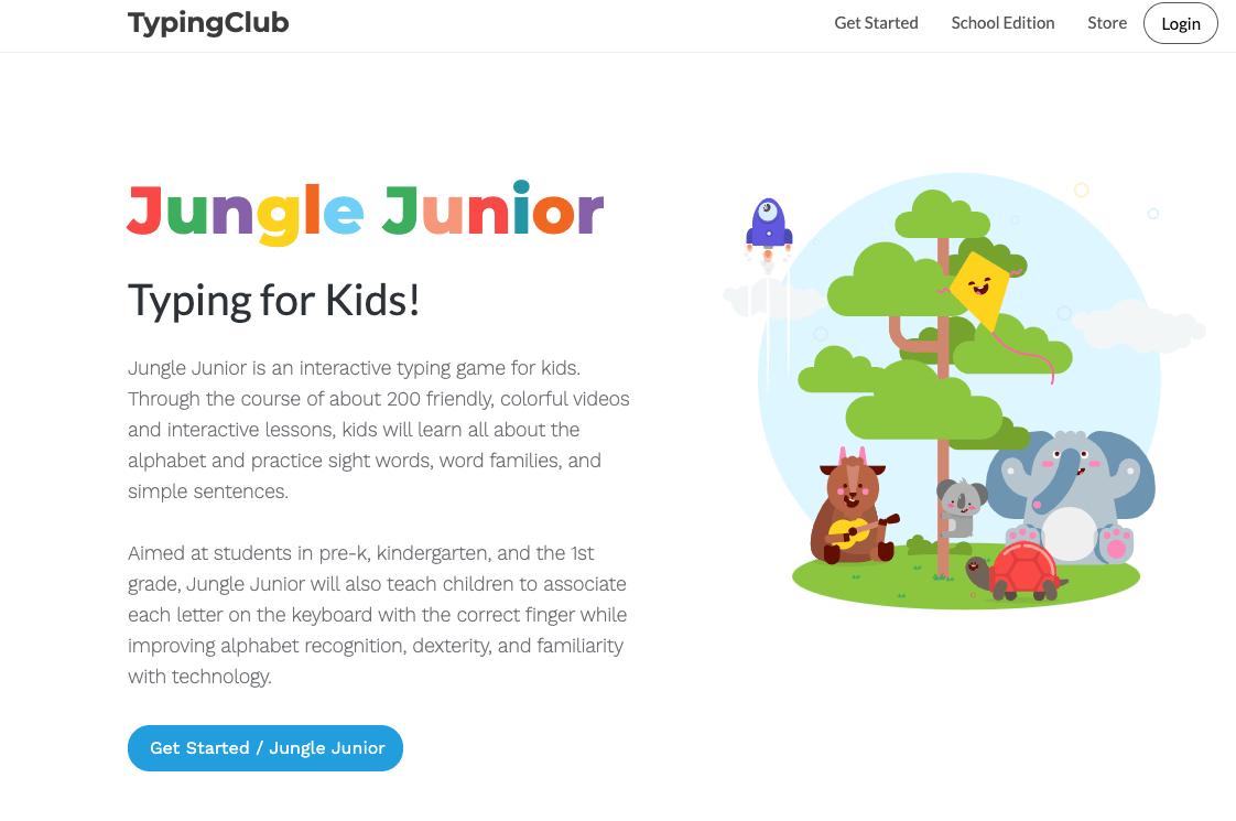 Jungle Junior