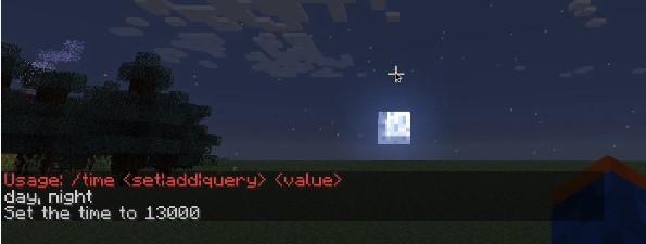Minecraft Night