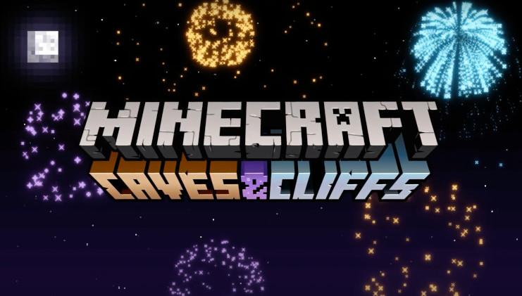 minecraft caves and cliffs update
