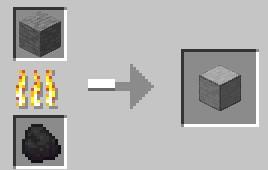 smooth stone Minecraft Recipes