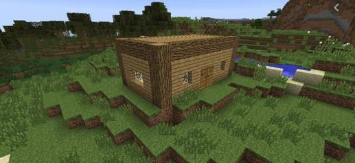 Minecraft Basic House