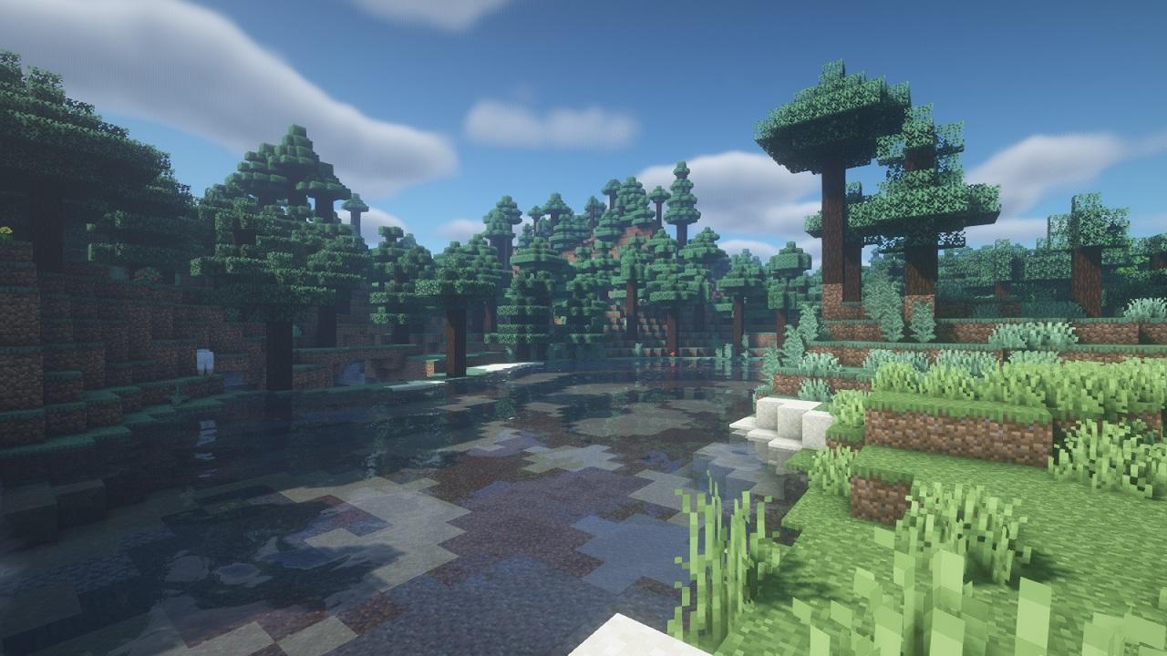 minecraft shaders bsl