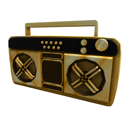 roblox boombox two