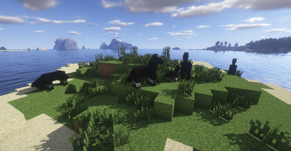 Horse Island Survival