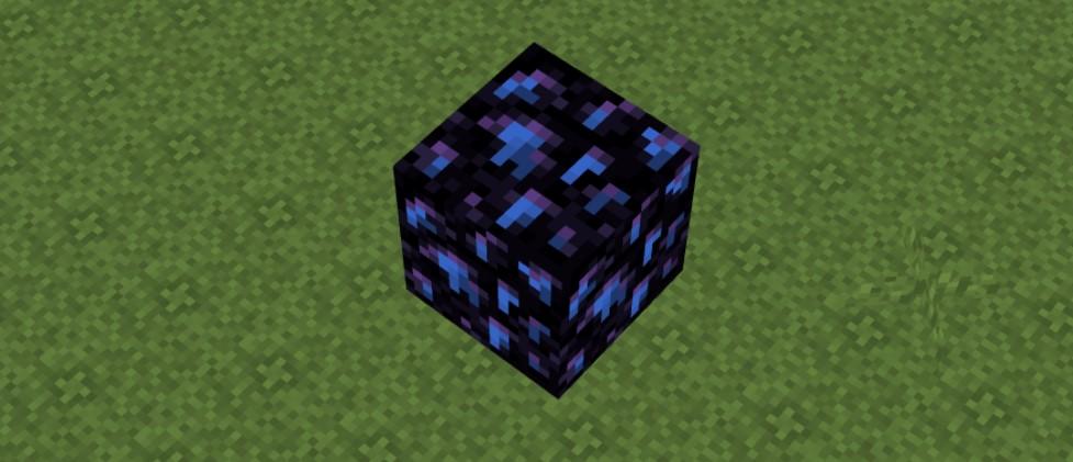 minecraft obsidian