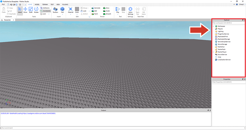 roblox scripts
