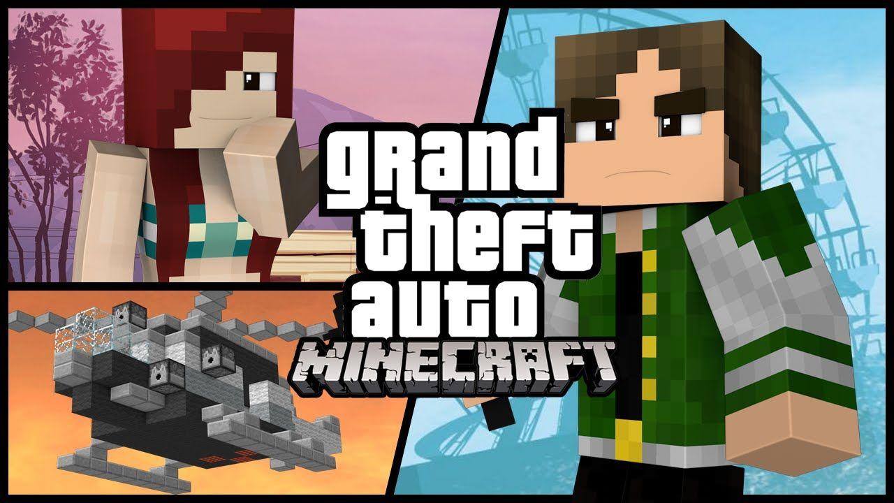 grand theft minecraft
