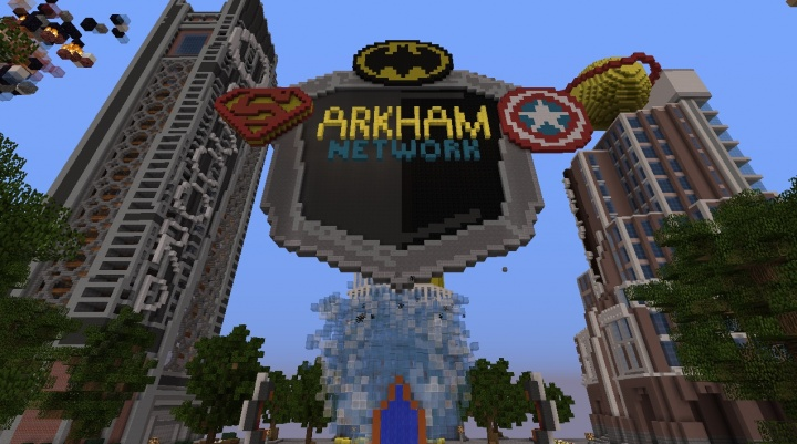 arkham network