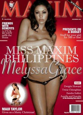 melyssa grace maxim philippines