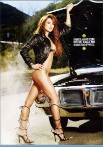 Danneel Harries Maxim