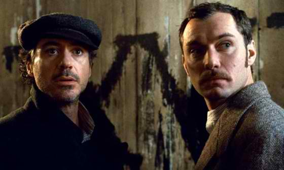 sherlock holmes 2 game of shadows movie