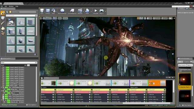 Unreal Engine is now FREE for Universities and Colleges