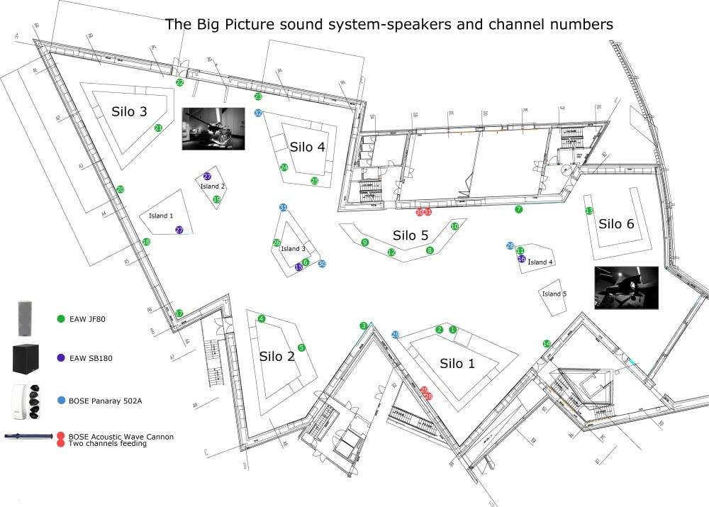 medium resolution of big picture show speaker plan