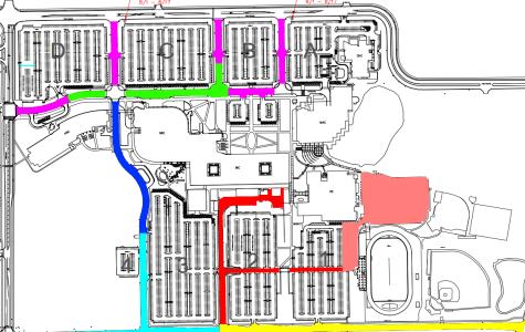 Back-to-school campus repaving schedule