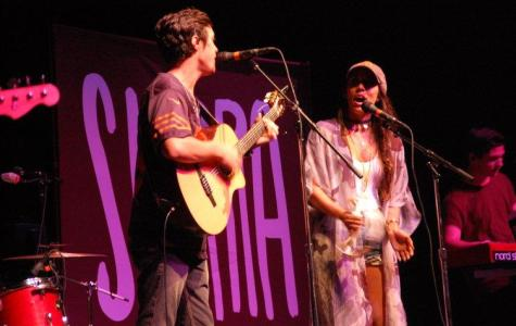 Alex and Sierra showcase their own sound