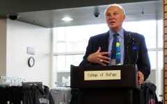 President Breuder on medical leave