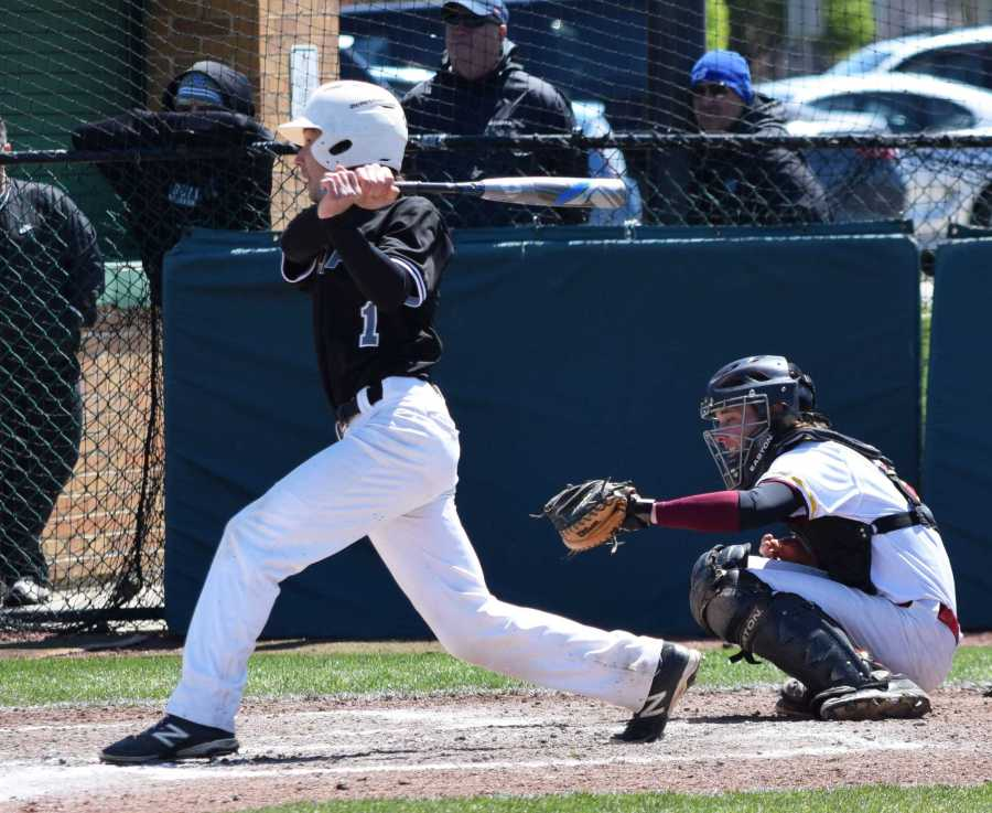 College+of+DuPage%27s+shortstop%2C+Brian+Taheri%2C+ripping+a+double+down+the+line+against+Triton+College+in+a+8-3+loss+on+April+25.