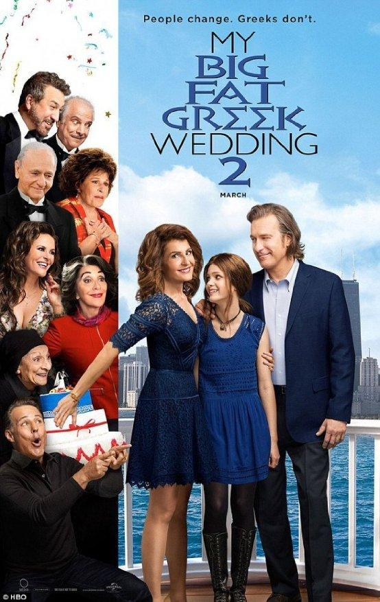 My Big Fat Greek Wedding 2: Put some Windex on it? – The Courier