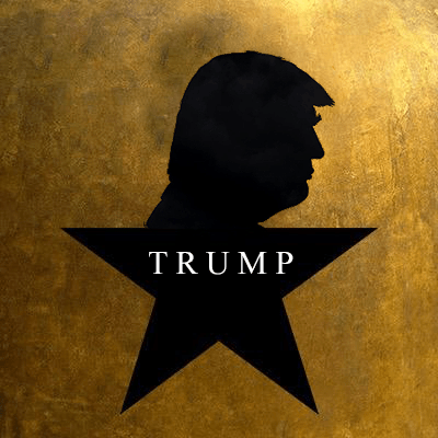 After 'Hamilton' success on Broadway, here comes 'Trump'