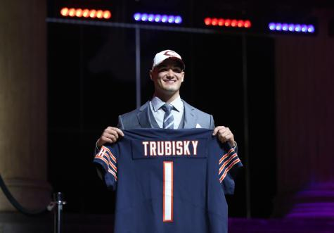 Bears History with Drafting Quarterbacks Shows Watson as Best Option