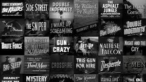 A Comprehensive Guide to Film's Most Elusive Genre, Film Noir