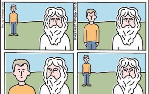 Comic: How not to get closer to God