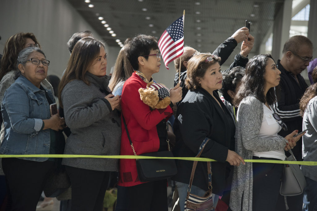 Flood of US citizenship applications increases wait times