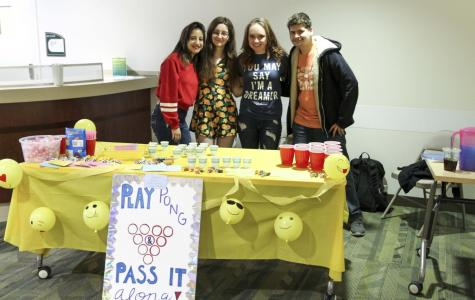 COD students bring positivity to campus