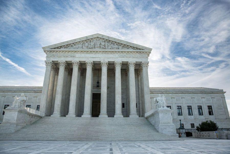 The+U.S.+Supreme+Court+in+Washington%2C+D.C.%2C+on+June+7%2C+2017.++