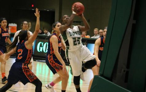 Panthers Run Down the Chaparrals; Morton College Women's Basketball Best College of Dupage