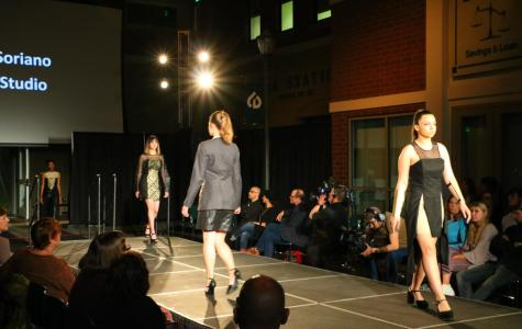 CODe Student Fashion Show dazzles the HSC Street Scene