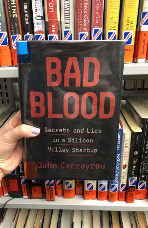 'Bad Blood: Secrets and Lies in a Silicon Valley Startup' Book Review