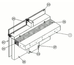Fire Rated Party Wall System