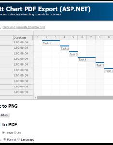 Gantt asp control pdf export also chart  vb daypilot code rh codepilot