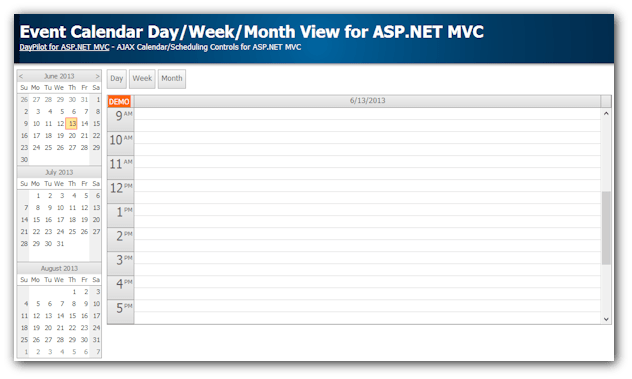 Create A Calendar Database   Zombie Daily Calendar