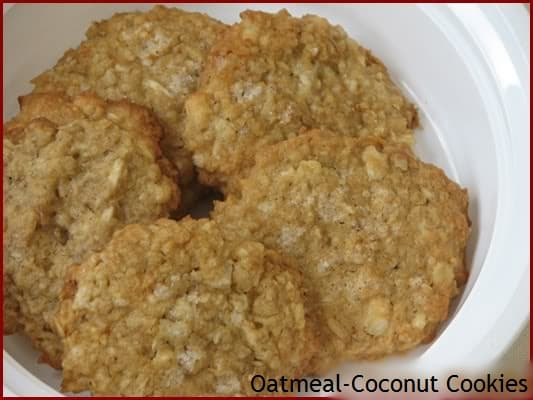 Oatmeal coconut cookies are something if tasted once then cannot stop for more bites. Chewy coconut texture with healthy crunchy oatmeal gives it another level. It was the first time I tried these oatmeal coconut cookies in 2007 with the combination of oats, wheat flour and refined flour (maida). These eggless oatmeal coconut cookies were soft and taste-wise was amazing.