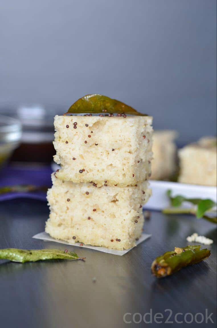 Oats Dhokla Recipe | Instant Oats Dhokla | Instant Oats Rava Dhokla