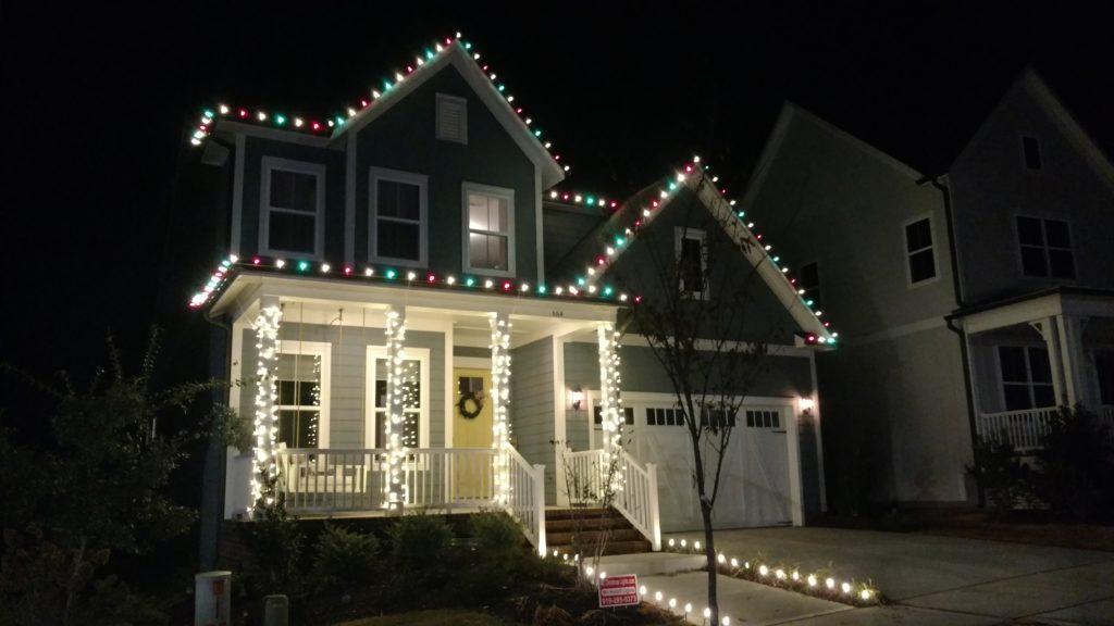home code 3 christmas lights