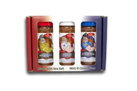 3 Pack Combo Gift Box