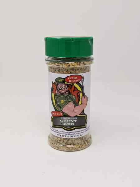 Code 3 Spices - Grunt Rub - 6oz