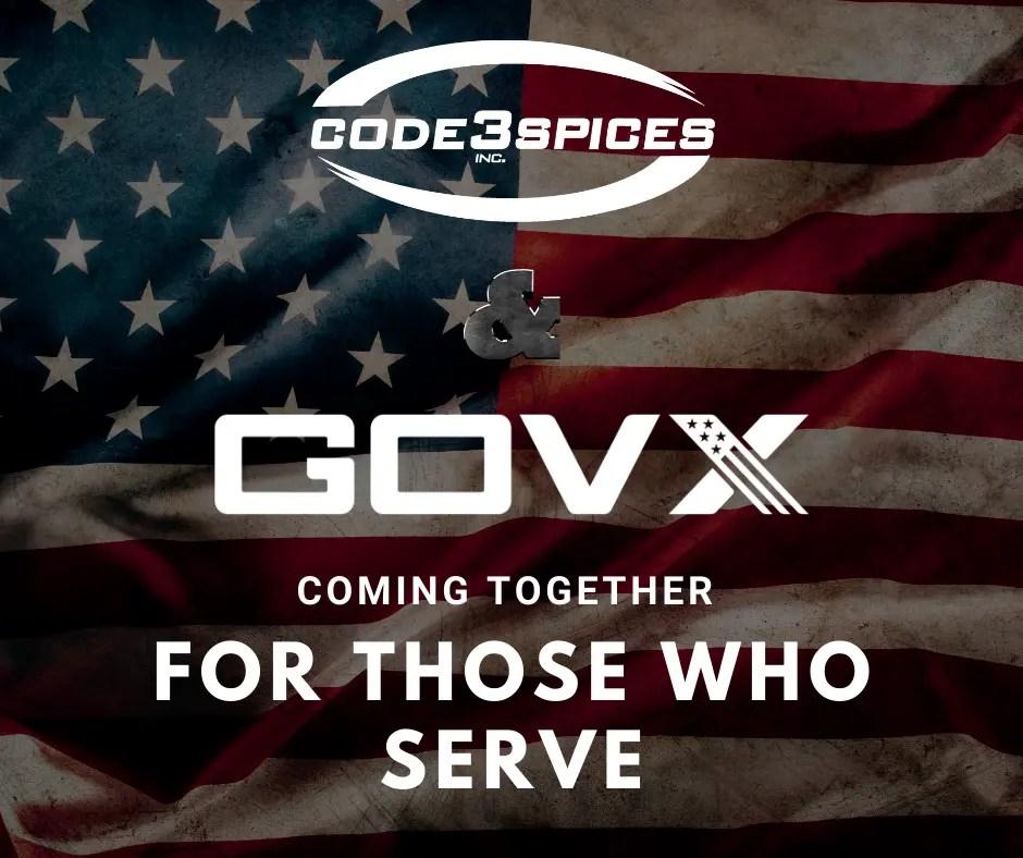 GovX Code 3
