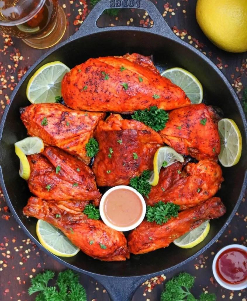 Spatchcock Beer Chicken Recipe