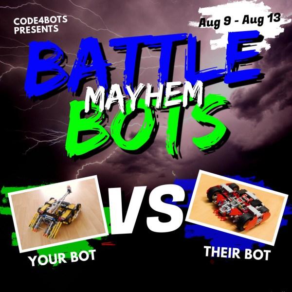 Battle Bots STEM Summer Camp