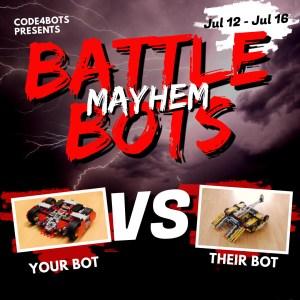 Robot Battle STEM camp